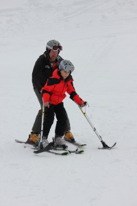 Jacob Skiing 2