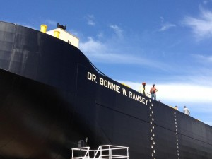 Petroleum barge Dr. Bonnie W. Ramsey