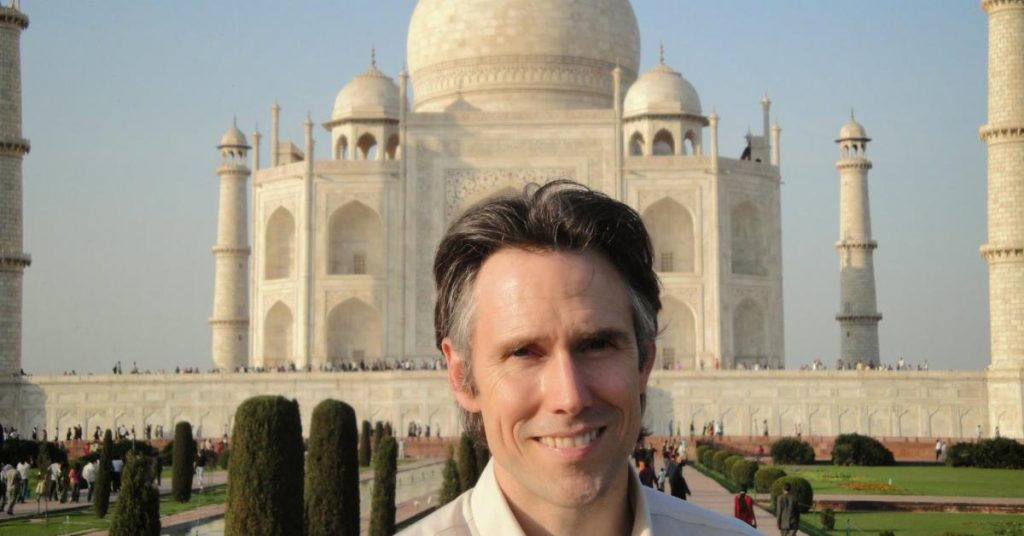 Researcher Traveling To India