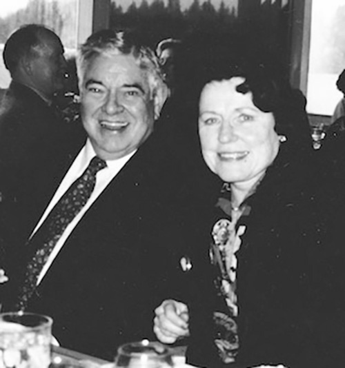 Fred and Mary Dore